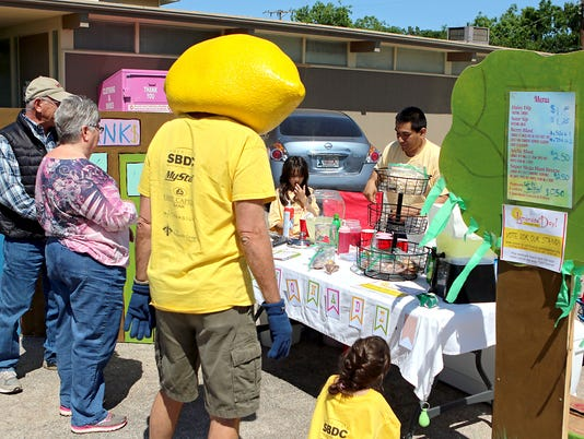 Lemonade Day Wichita Falls
