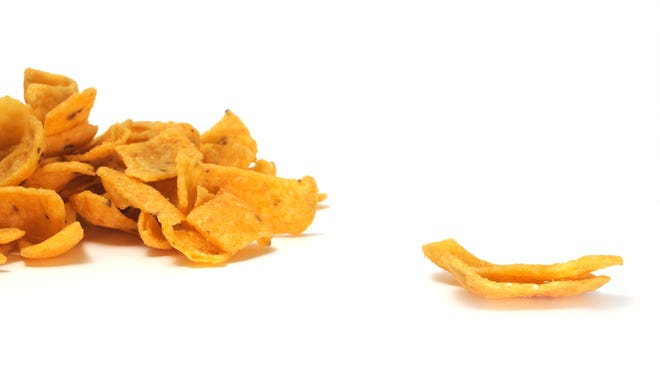 Just boring old Fritos minus the sweet sweet chili and cheese.