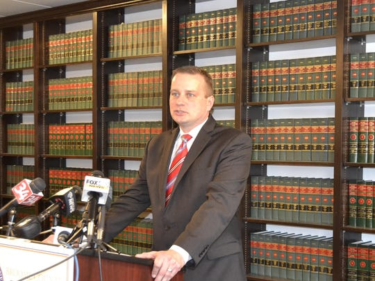 Broome County District Attorney Steve Cornwell