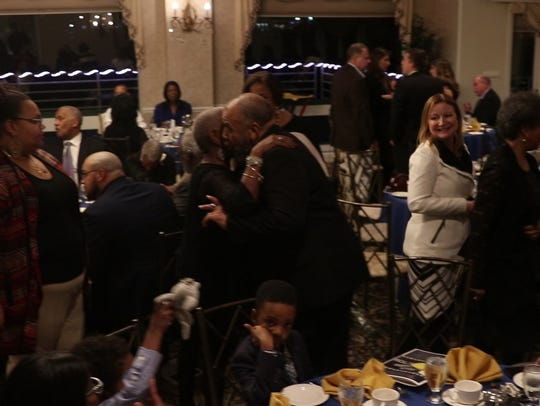 The Asbury Park Neptune NAACP Freedom Fund Gala takes
