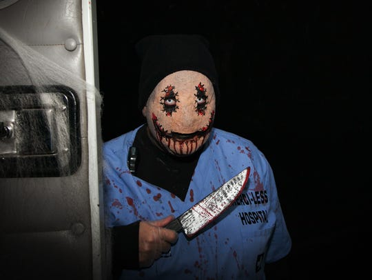 The Haunt is now open in Cedarburg at the Ozaukee County