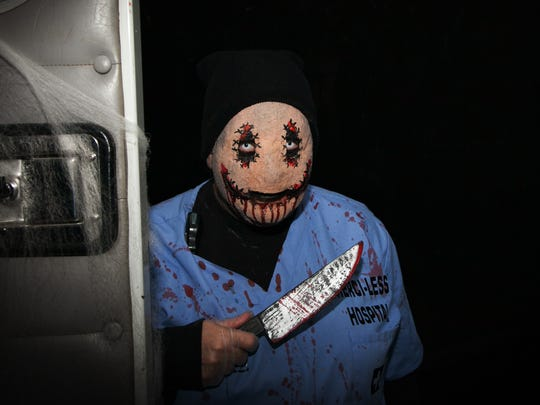 The Haunt is now open in Cedarburg at the Ozaukee County Fairgrounds.