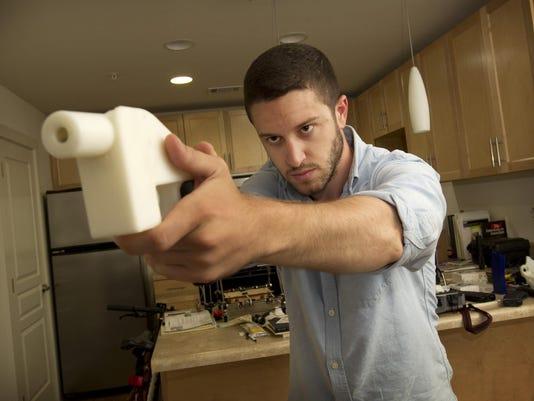 Federal judge rules against Trump administration on 3-D gun blueprint case
