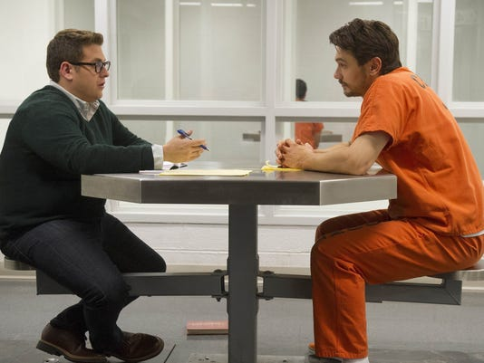 Movie review: Hill and Franco reinvent themselves for teh dark cynicism of 'True Story'