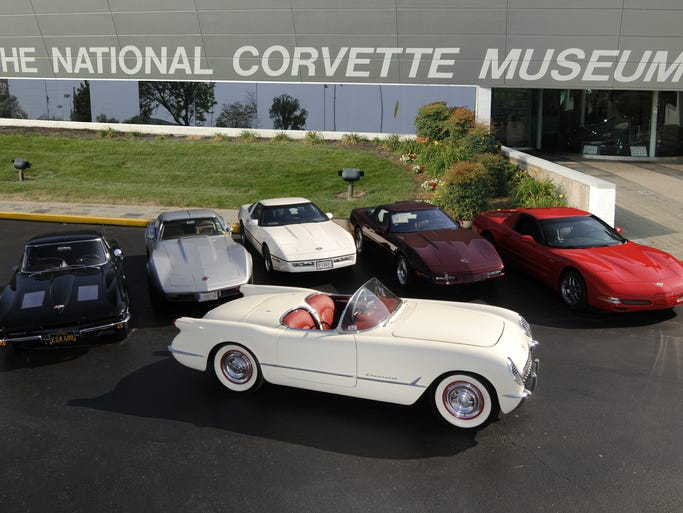 If your dad is a car fanatic, there are plenty of Father's Day gift ideas cheaper than a new Corvette. Perhaps the next-best thing would be a trip to the National Corvette Museum in Bowling Green, Ky.