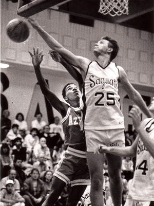 Jimmy Kolyszko still holds the two greatest single-season scoring averages in school history: 26.1 points a game in 1989-90 and 27.1 in the 1990-91 season. He was a two-time All-Arizona performer who went on to play at Arizona State.