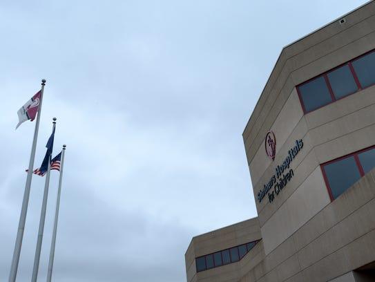 Shriners Hospital for Children in Greenville