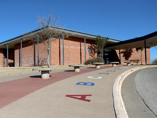 The Hex building at Bowie Elementary
