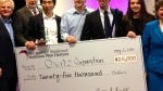 Ovitz Receives $25K for Winning the Business Plan Competition