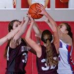 Photos: Eaton Rapids vs Mason Girls Basketball