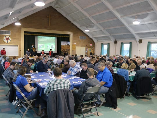 The Ottawa Soil and Water Conservation District hosted its annual Agricultural Community Breakfast in Oak Harbor on Friday.