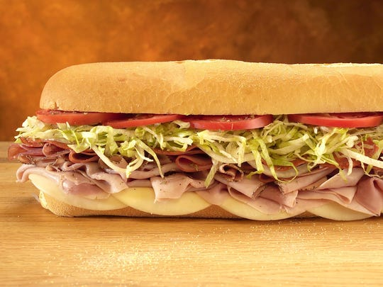 Jersey Mike's offers free subs on your birthday.