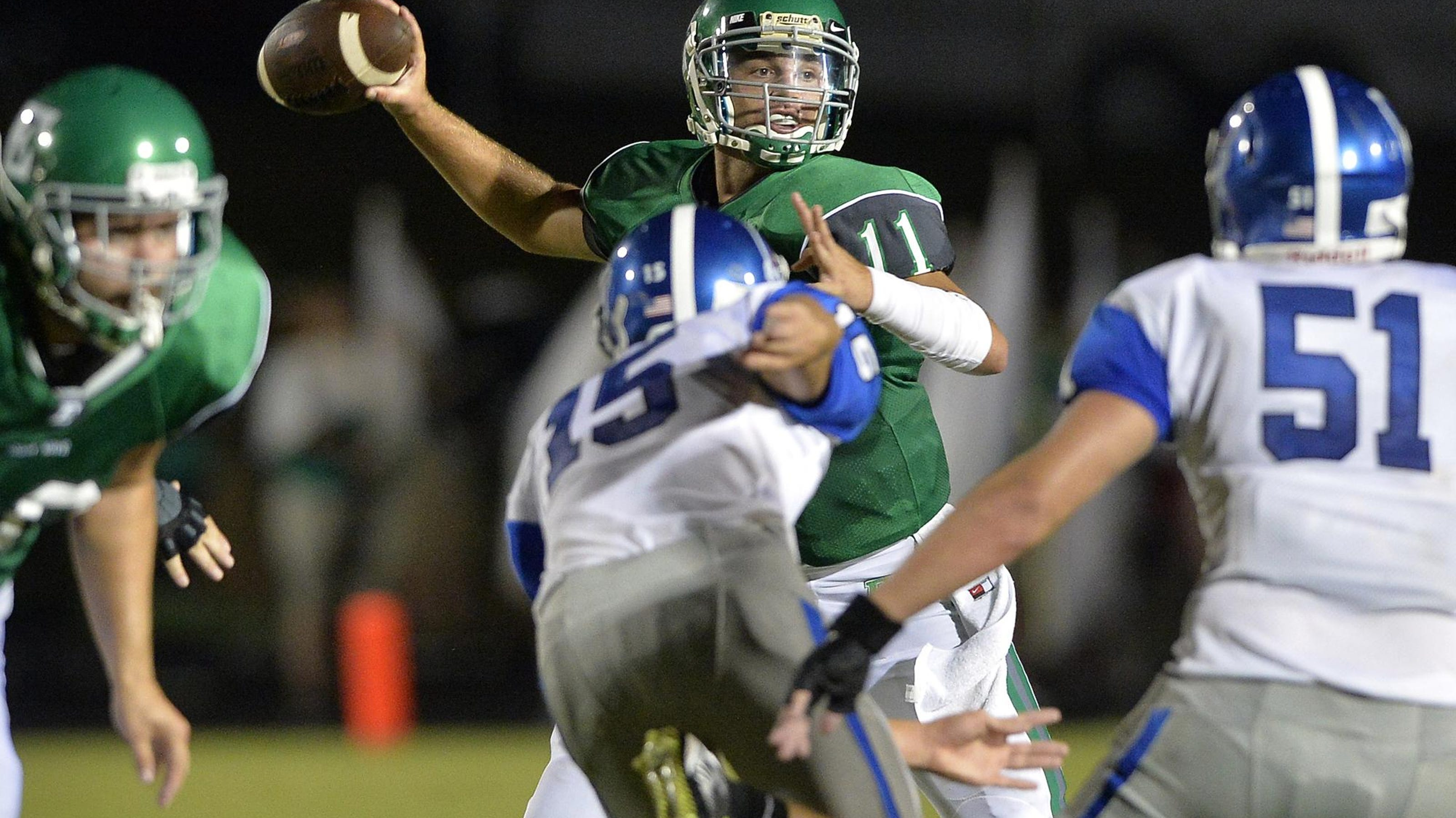 Friday S High School Football State Scores