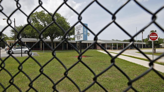 Turie T. Small Elementary School was built in Daytona Beach's midtown neighborhood in the 1950s, and School Board members are wondering if they have the money to replace the campus.