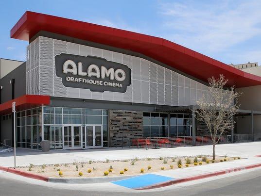 Alamo 39 s long el paso road finally complete for The house company el paso