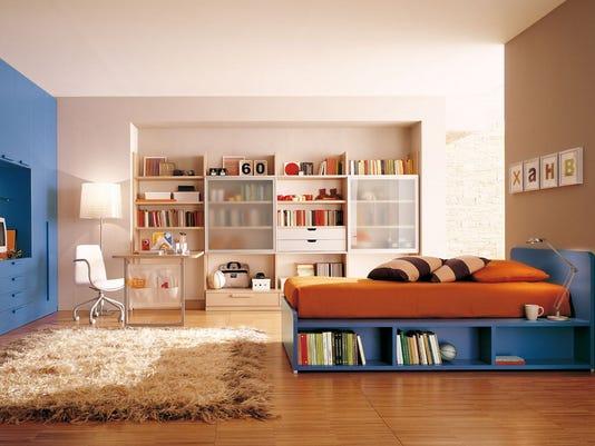 fancy deluxe college apartment bedroom trend decorating ideas   2014 Dorm Room Trends