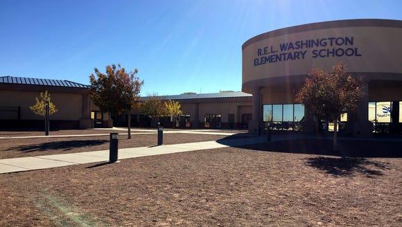 R.E.L. Washington Elementary School