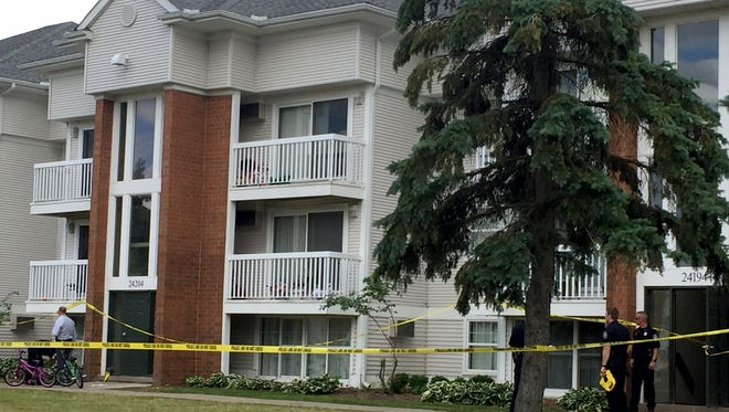 A 3-year-old boy died after being shot at Newport Apartments in Clinton Township on June 20, 2017.