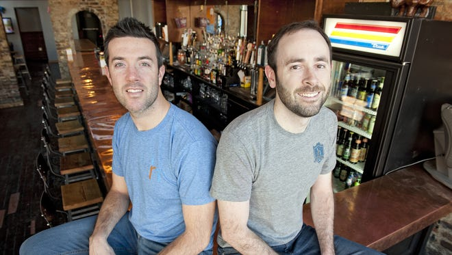 Rhinehaus co-owners Jack Weston and Aaron Kohlhepp Rhinehaus opened Over-the-Rhine's only sports bar and are setting their eyes on a new eatery in Pendleton.