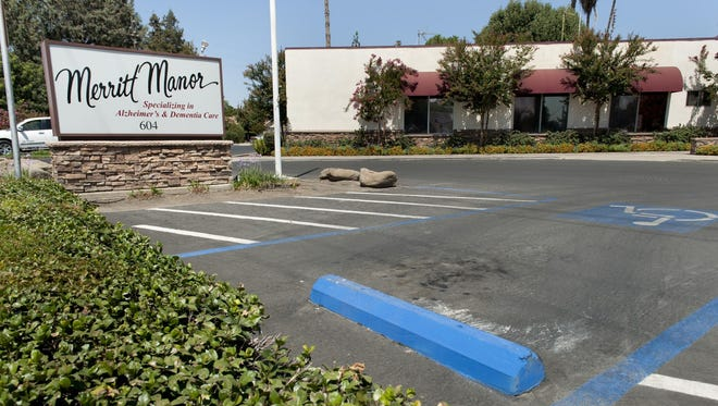 Merritt Manor in Tulare reported 93 coronavirus cases last week. Nursing homes have been a focal point for the pandemic in Tulare County and across the United States.