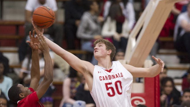 Southport's Joey Brunk will face East St. Louis in December in the Tip Off Classic at Southport.