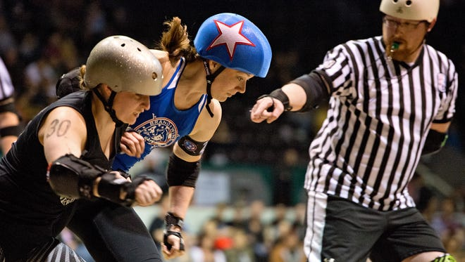 Cincinnati's amateur women's roller derby team, the Cincinnati Rollergirls, released its 2016 home schedule.  The team will celebrate its 10th anniversary of competing at the Cincinnati Gardens.
