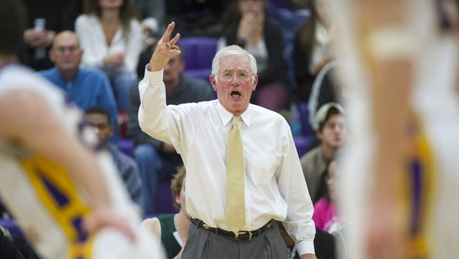 Lawrence North coach Jack Keefer has racked up more than 730 wins in his time at LN.