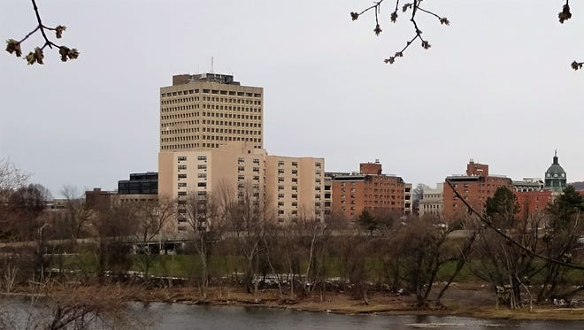 Binghamton had the highest effective tax rate in the region, according to a new report.