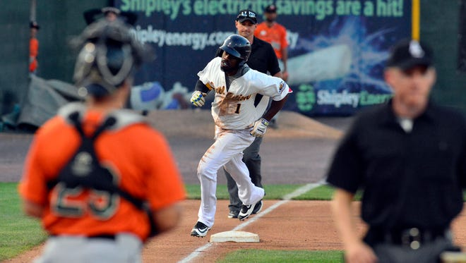 York's Travis Witherspoon is headed to his second straight Atlantic League All-Star Game.