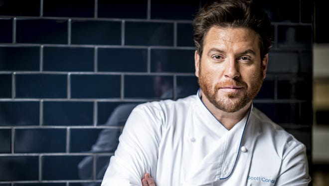 Chef Scott Conant.
