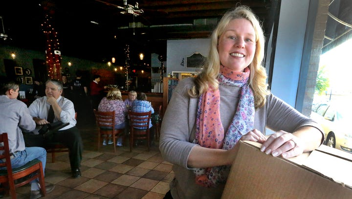 Smyrna mother moves to help fight hunger
