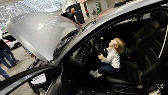 The Nashville International Auto Show returns Nov. 3-5 to the Music City Center, bringing with it some 350 new cars, trucks and luxury vehicles.