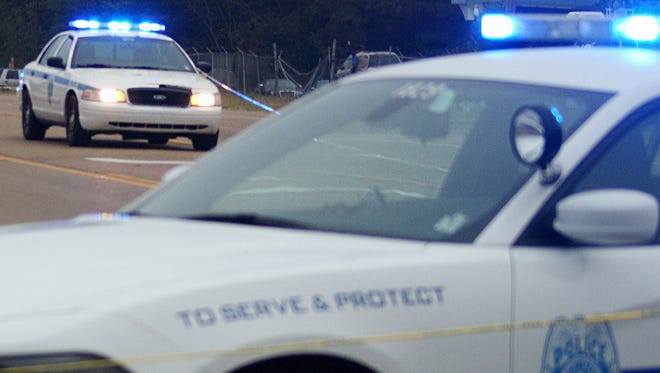 Jackson police cars are shown in this file photo.