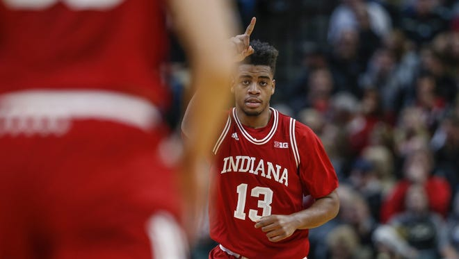 Juwan Morgan improved drastically from his sophomore to junior season. What kind of jump is in store next season?