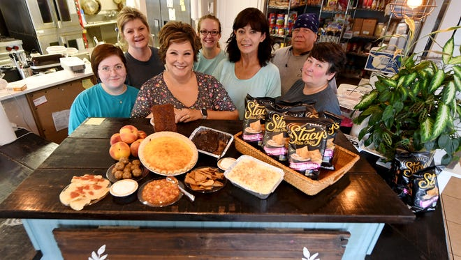 CoCo's Catering, owned by Corrie Bradberry, serves different types of food from cobblers to energy bites. CoCo's, owned by Corrie Bradberry, is opening a new location in September of this year.