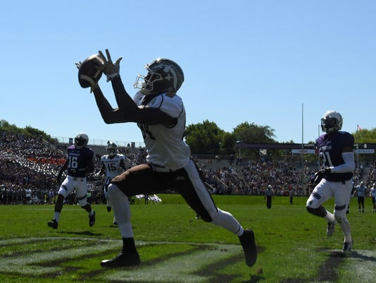 NCAA Football: Western Michigan at Northwestern