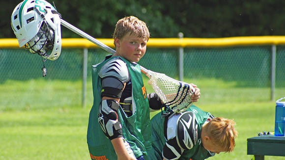 The Revolution Lacrosse Camp will be held in July at Christ School.