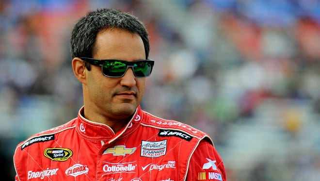Former NASCAR driver doesn't think he'll win right away in his IndyCar return