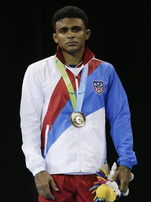 "Gomez waited patiently for two weeks. ""Waiting can be anxious, but I am not in control of the day I wrestle,"" he said."