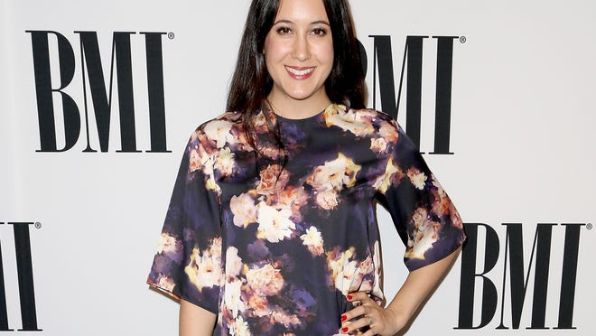FILE - JUNE 26: Vanessa Carlton announced June 26, 2014 that she and husband John McCauley are expecting a baby. BEVERLY HILLS, CA - MAY 13:  Singer-songwriter Vanessa Carlton attends the 2014 BMI Pop Awards at the Beverly Wilshire Four Seasons Hotel on May 13, 2014 in Beverly Hills, California.  (Photo by Chelsea Lauren/WireImage)