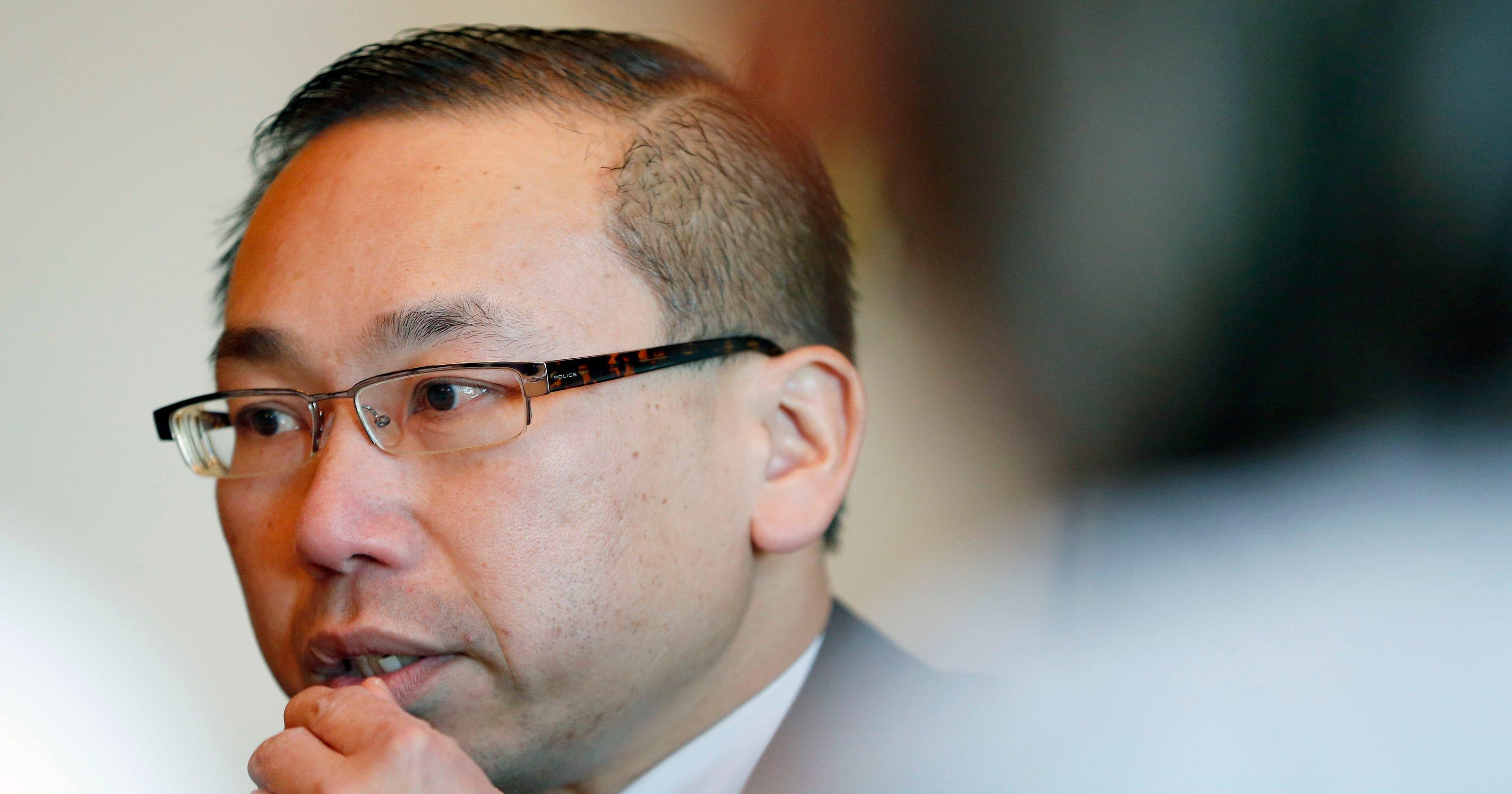 R I  gov hopeful Fung reveals role in fatal car crash