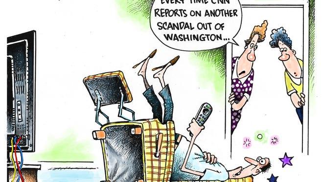 Washington scandal