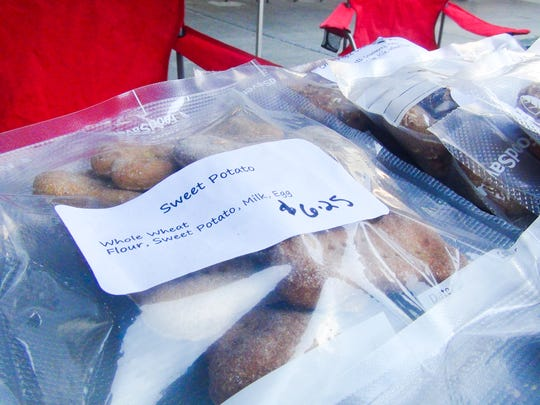 Barking Bakery uses a variety of natural ingredients