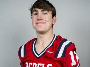 Teurlings Catholic quarterback Cole Kelley verbally commits to Arkansas on Saturday.