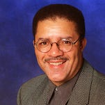(GANNETT PHOTO NETWORK) DeWayne Wickham, national columnist for Gannett News Service. (GNS Photo)