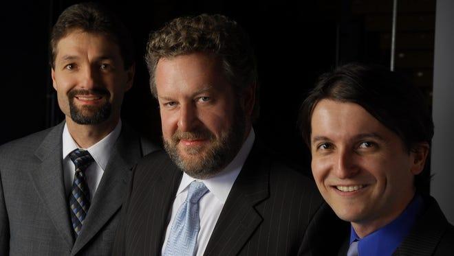 The Jeff Hamilton Trio.