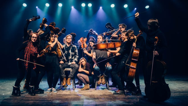 The Ballroom Thieves and The Maine Youth Rock Orchestra join forces Sunday at Higher Ground.