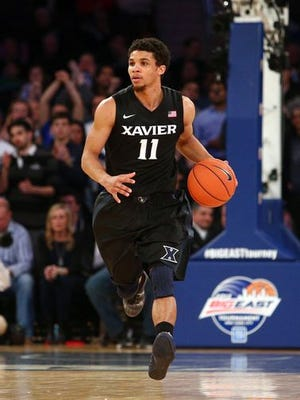 Dee Davis has played in two leagues in his four years in Xavier uniform. The senior point guard now will lead his team into the Big East Championship game against Villanova, Saturday at 8 p.m. at Madison Square Garden.