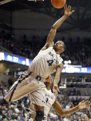 Xavier point guard Edmond Sumner was named Big East Freshman of the Week shortly before the Musketeers were tabbed sixth in both major college basketball polls.
