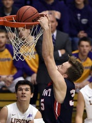 Evan Bradds has Belmont back in the hunt for the OVC